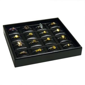 716R-Leatherette_Ring_Tray-Black-Iso