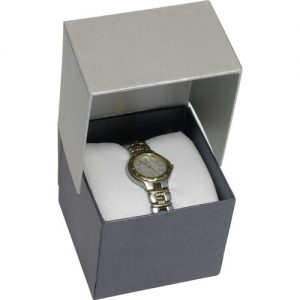 99W_90_Series_cardboard_watch_bangle_box_pillow_insert_half_open2