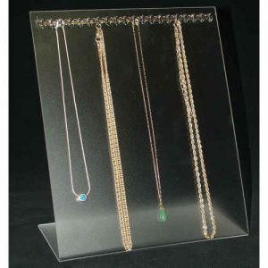 AN20_acrylic_necklace_display_with_20_chain_hooks