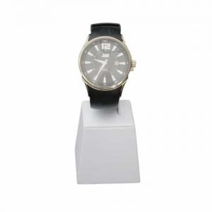 J275-1_Leatherette_Vertical_Watch_Stand