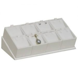 LBAET8_Break-Away_earring_pendant_tray_8-cube_leatherette