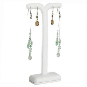 LET160-W_tall_leatherette_earring_tree_2-pair_white1
