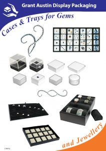 Cases & Trays for Gems & Jewellery Catalogue